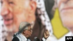 محمود عباس رییس تشکیلات خودگردان فلسطین