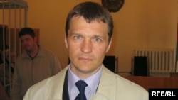 Belarusian lawyer and human rights activist Aleh Vouchak