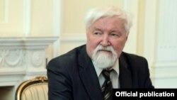 Профессор Юлий Сергеевич Худяков. 18.4.2017.
