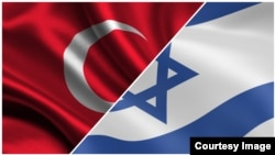 Түркия-Израил желектери.