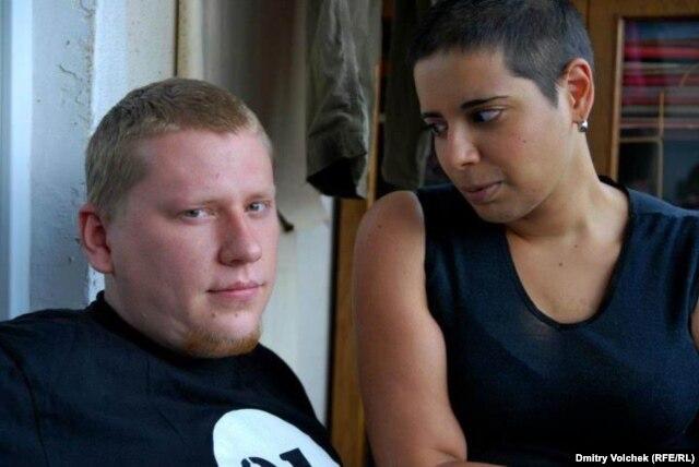 Алексей Девяткин и Дженни Курпен