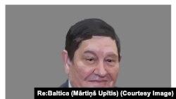 رستم عنایتوف رئیس کمیته امنیت ملی ازبکستان