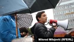 Antivladini protesti u Banjaluci