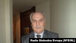 Златко Старковски, директорот на МJP Проаква.