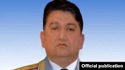 Генерал-майор таджикской армии Зариф Шарифзода (Бобокалонов).