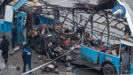 The Volgograd attacks killed 34 people