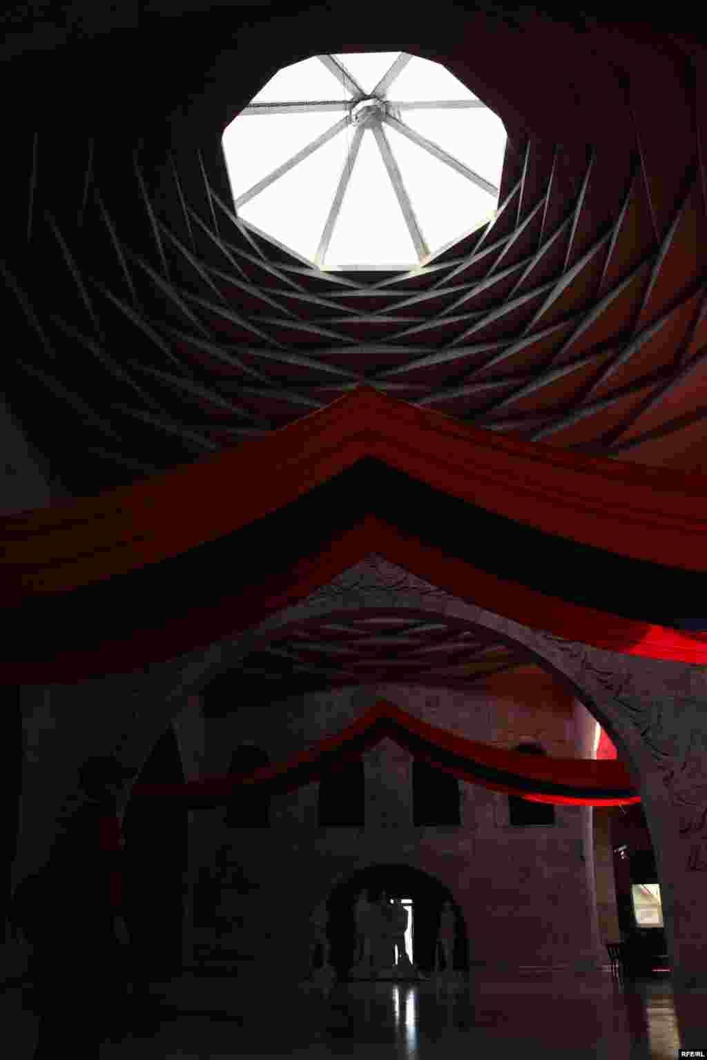 Հազարաշեն գմբեթ- Ազգագրության թանգարան