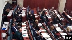 Архива: Седница во Собрание.