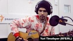Noize MC (Иван Алексеев) в студии Радио Свобода