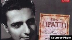 Coperta setului de discuri Dinu Lipatti publicat de EMI Classics în 2011
