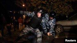 Moskë - Pamje nga trazirat