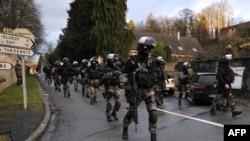 Франциянын атайын күчтөрү