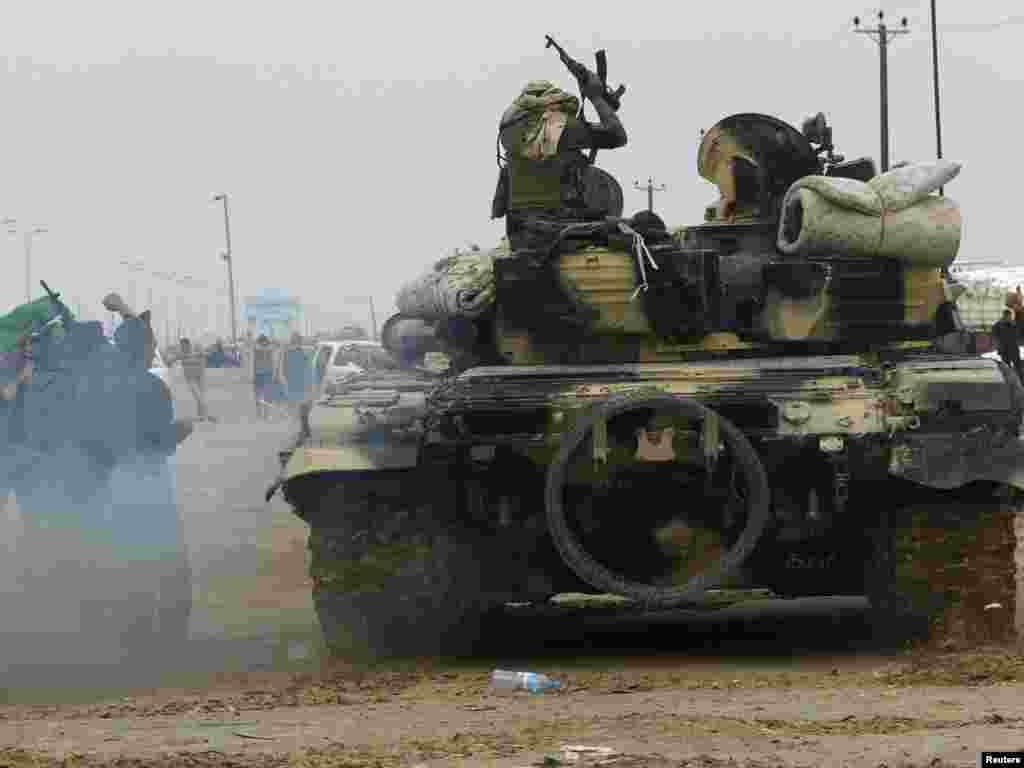 Adžabijah, 16.03.2011. Foto: Reuters / Ahmed Jadallah