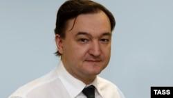 2009 жылы Мәскеу тергеу абақтысында қаза болған ресейлік заңгер Сергей Магнитский.