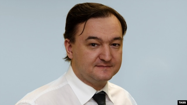 Lawyer Sergei Magnitsky died in Russian police custody