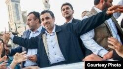 آقای احمدینژاد پیشتر گفته بود که در یک سال باقی مانده تا انتخابات، تخریبها علیه او غوغا میکند.