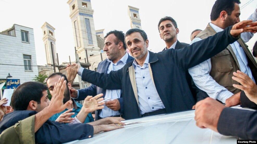 Ahmadinejad Confirms He Won't Seek Reelection