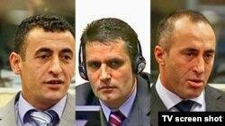 Lahi Brahimaj, Idriz Balaj dhe Ramush Haradinaj