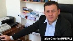 Председатель политической партии «Айнар», адвокат Тенгиз Джопуа