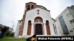 Sarajevo: Vjerske vođe u pravoslavnom hramu nakon požara