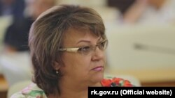 Олена Романовськая