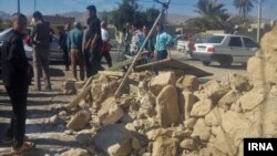 State TV said the earthquake struck in the early hours of January 6 in the village of Saifabad near the town of Khonj,