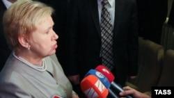 Председатель ЦИК Белоруссии Лидия Ермошина