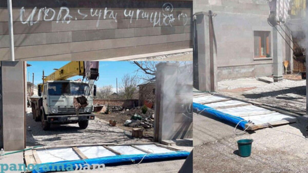 Мэр Мартуни утверждает, что в городе нет нетерпимости к инфицированным