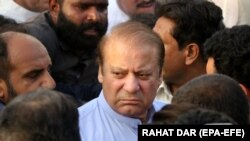 Nawaz Sharif (file photo)