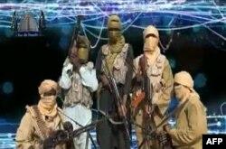 Нигерийские радикальные исламисты, они же часто - пираты в Гвинейском заливе