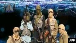 Ілюстраційне фото: кадр із однієї з попередніх відеозаяв угруповання «Ансару»