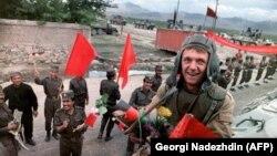 Советские военные в Афганистане, середина 1980-х