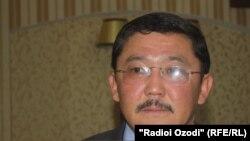 Аскар Башимов, муовини вазири умури хориҷии Қирғизистон.