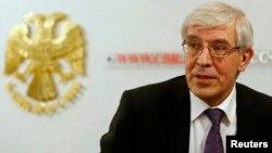 Гувернерот на Народната банка на Русија Сергеј Игнатјев.