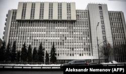 Головна будівля ДержНДІОХТу на шосе Ентузіастів в Москві