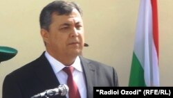 Мансуржон Умаров, Тәжікстан Мемлекеттік ұлттық қауіпсіздік комитеті төрағасының бірінші орынбасары.