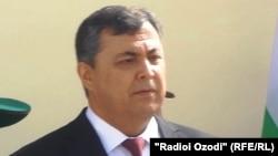 Первый заместитель председателя государственного комитета национальной безопасности (ГКНБ) Мансуржон Умаров.