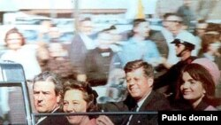 Кортеж президента США Джона Кеннеді, Даллас, Техас, 22 листопада 1963 року