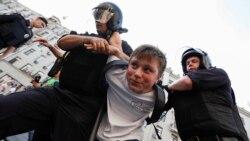 Почему в России протестуют, а в Крыму молчат? Крымский вечер