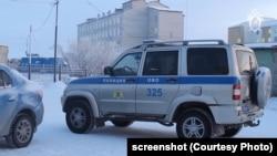 """Полиция рядом со """"Сказкой"""""""