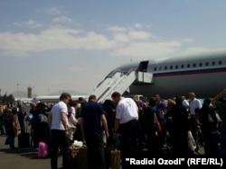Эвакуация россиян из Йемена. 5 апреля 2015 года