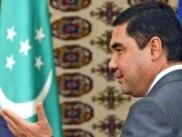 Turkmenistan -- President Gurbanguly Berdymukhammedov, 04Jul2008