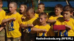Ранок у вихованців «Азовця» починається з молитви українського націоналіста