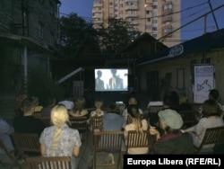 Proiecții în cadrul festivalului la Tiraspol