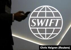 Система SWIFT, позволяющая проводить международные финансовые транзакции