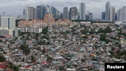 Pamje arkivi nga Manila, Filipine