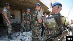 Солдаты Французского иностранного легиона