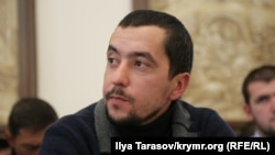 Advokat Nazim Şeyhmambetov