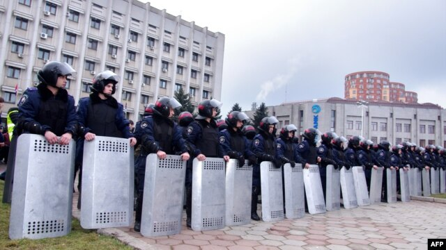 Where is the thin blue line? Both pro-Kyiv activists and separatists say the police in Odesa did not do enough to protect civilians.