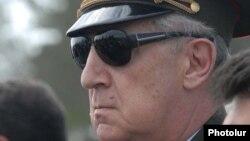 Директор Службы национальной безопасности (СНБ) Армении Горик Акопян (архив)